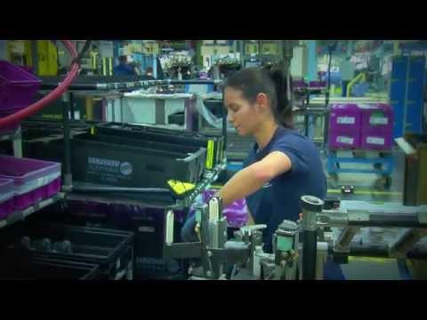 BMW Magna Steyr BMW Diesel Engine Assembly