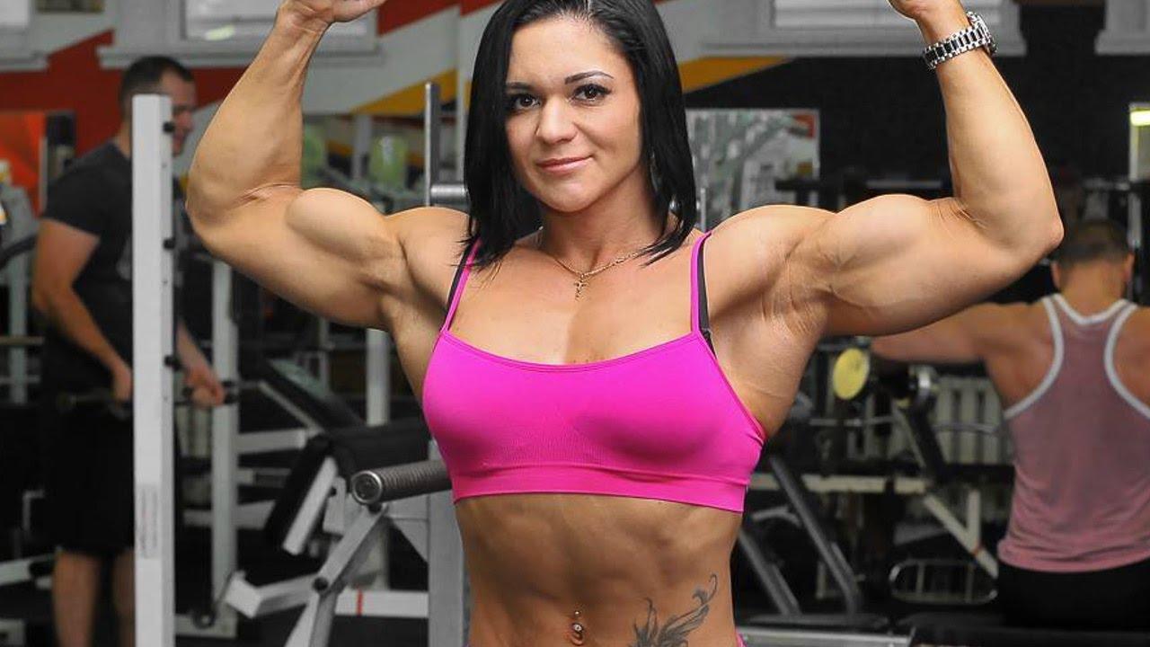 Muscle Women 101