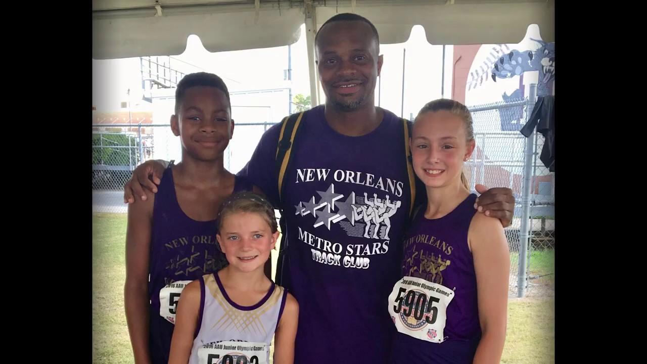 New Orleans Metro Stars Team Video