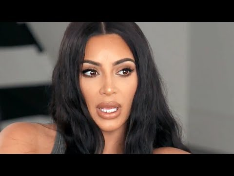 Kim Kardashian Fights Kourtney Kardashian In New Video |  Hollywoodlife