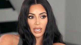 Kim Kardashian Fights Kourtney Kardashian In New Video |  Hollywoodlife