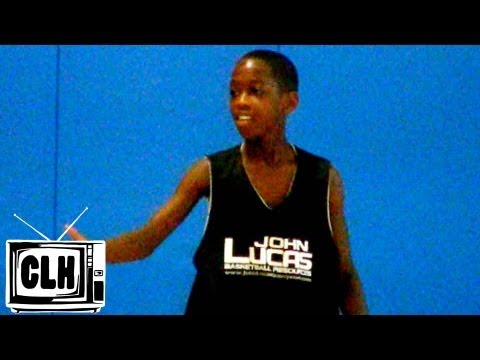 Dwyane Wade's Son has GAME - Zaire Wade is one of the best 5th graders in the Country