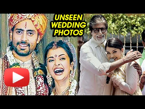 Aishwarya Rai - Abhishek Bachchan Unseen Wedding Photos