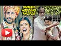 Aishwarya Rai Abhishek Bachchan Unseen Wedding Photos
