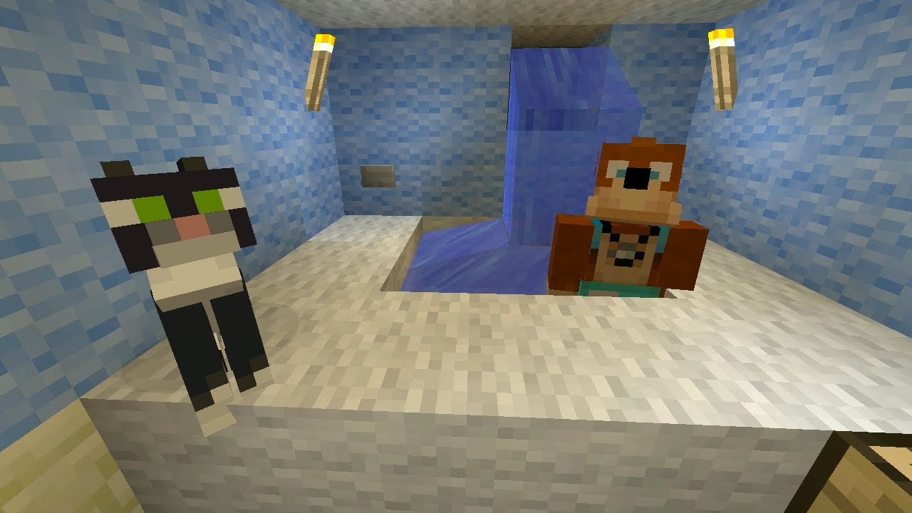 How to make a bathroom in minecraft xbox 360 28 images for Minecraft bathroom ideas