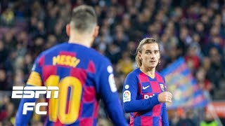 Why Antoine Griezmann repairing his relationship with Lionel Messi won't help Barcelona | La Liga