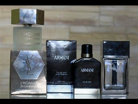 Мужская парфюмерия.YSL,ARMANI,Dior.Серия 20