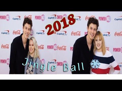 Jingle Ball 2018 & MEETING SHAWN MENDES!!!