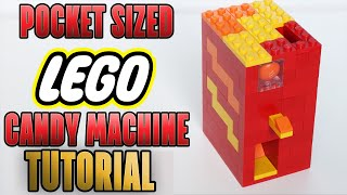 Pocket Sized Lego Candy Machine Tutorial
