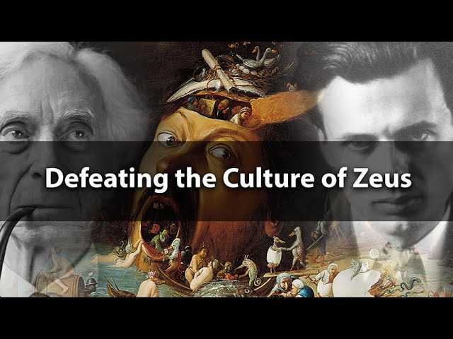 Escaping the Brave New World: Defeating the Culture of Zeus