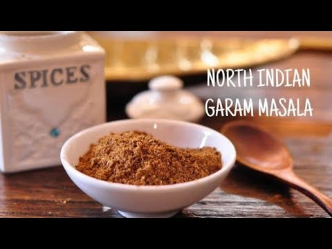 Garam Masala ( North Indian )