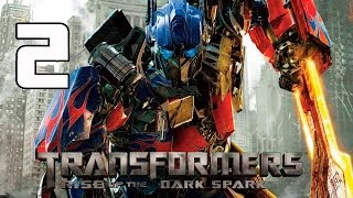 Transformers Rise of the Dark Spark Walkthrough Parte 2 Capitulo 2 Gameplay Español PC/PS4/XboxOne
