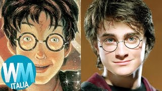 Top 10 DIFFERENZE tra film e libri di HARRY POTTER che NON SAPEVI!