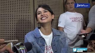 Single 'Kamu dan Kenangan' Sukses Bikin Baper Maudy Ayunda di film Habibie dan Ainun - JPNN.COM