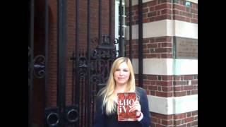 Tour Harvard with Lauren Kunze!