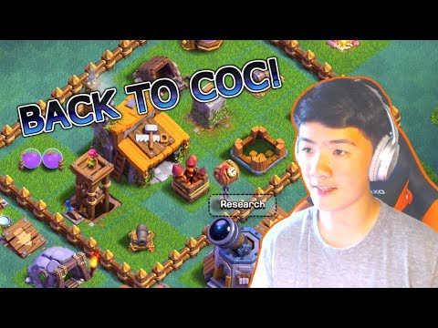 NEW BASE, NEW CLAN! | Clash of Clans iOS Gameplay