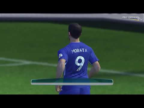 Atletico Madrid vs Chelsea UCL 27 September 2017 |  PES 2017 Gameplay PC