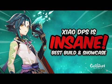 XIAO IS INSANE! Best Xiao Guide - Artifacts, Weapons, Teams & Showcase! | Genshin Impact