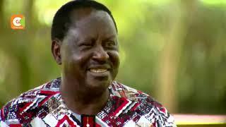 Raila Odinga reveals secrets behind 'handshake', swearing in and family affairs