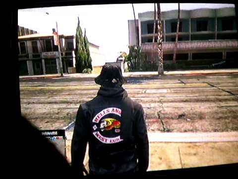 Hell angels west Europe vs bandidos Texas + remdom