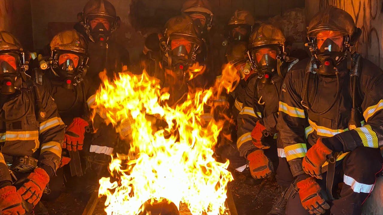 Reportage - Inside [FI Spv - Incendie - Sdis06 Officiel]