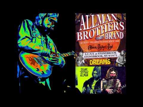 Allman Brothers Band- Dreams at Stonybrook 9-19-71