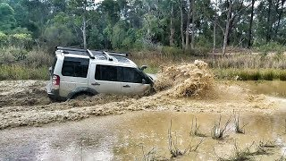 We head to Freemans Waterhole to have some off road fun at the ARB ...