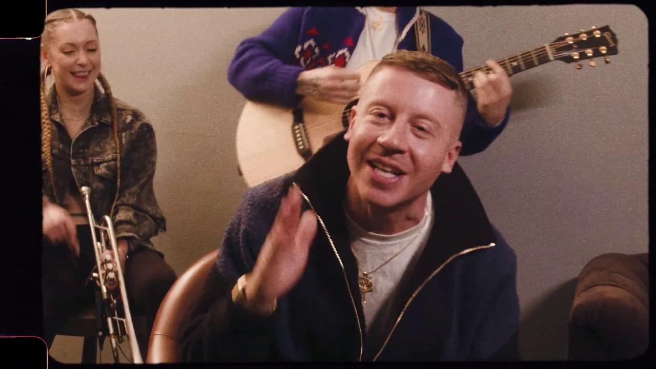 Macklemore - It's Christmas Time feat. Dan Caplen - Green Room Sessions