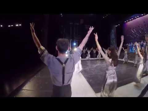 """""""Zorba o Griego"""" en Rio de Janeiro Premier (Extracto Final) - Ballet de Santiago 2016"""