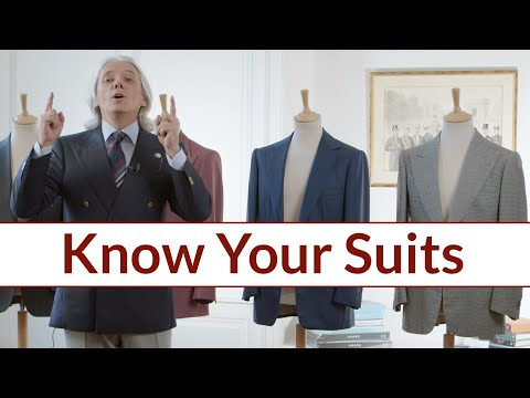 """The Single Breasted Suit: """"Know your Suits"""" Series (Part 1)"""
