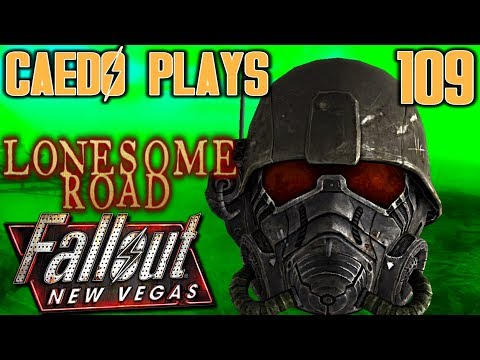 Not Wearing It! - Caedo Plays Fallout: New Vegas #109 - Lonesome Road (Buckaroo Build) thumbnail