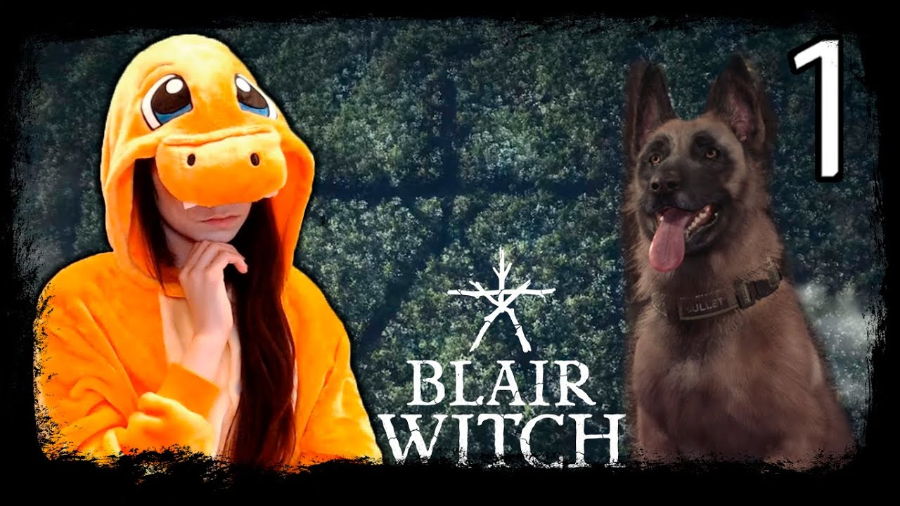 🎃 LET'S GO LOOK FOR A MISSING BOAH - Blair Witch - Part 1