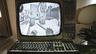 ИГРАЮ В CS:GO НА ЧЕРНО-БЕЛОМ ТВ СССР 1990г