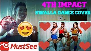 🔥Swalla - Jason Derulo ft. Nicki Minaj & Ty Dolla $ign / 4th Impact🔥 REACTION! (THEY R HELLA FINE)