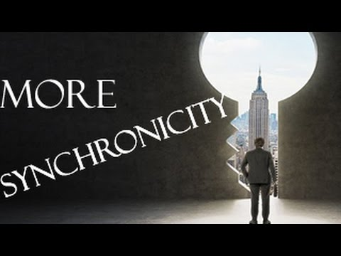 How to create more Synchronicity in you life    A simple technique