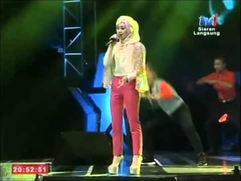 Adira - Ilusi Live at Kuching(Bintang Kecil Final RTM)