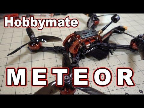 Hobbymate Meteor FPV Racer Review 🏁😀🚁