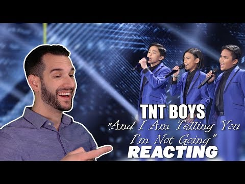 VOCAL COACH reacts to TNT BOYS on The World's Best