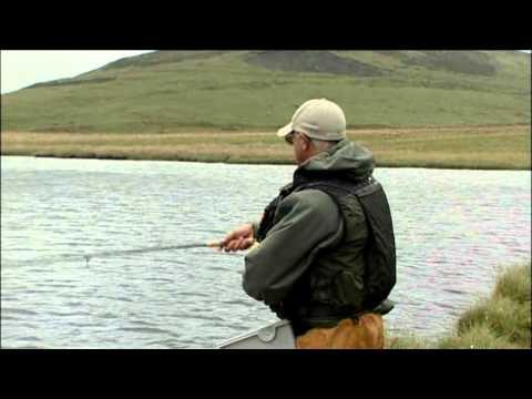 Born To Fish, Fly Fishing Llyn Bugeilyn