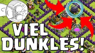 VIEL DUNKLES! || CLASH OF CLANS || Let's Play CoC [Deutsch/German HD Android iOS PC]