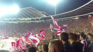 Arsenal In Belgrade - F*** You Arsenal