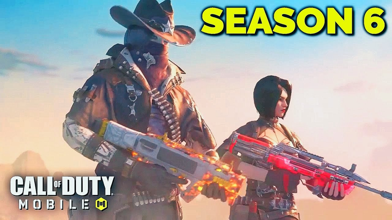 Call Of Duty Mobile Season 6 Official Trailer Release Date