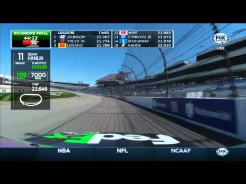 Darrell Waltrip's cell phone goes off on live NASCAR TV broadcast!
