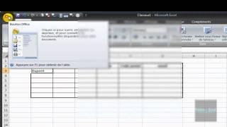 Excel 2007 - T&A : Validation à Droite - Remplissage d'un tableau