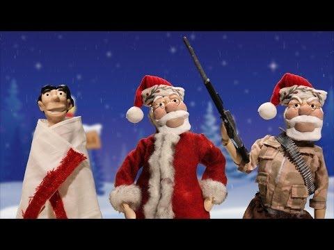 The Evolution of Santa Claus en streaming