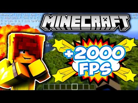 Download Youtube: ÇOK KÖTÜ PC'DE BİLE Minecraft'da +2000 FPS ALMA !  TÜRKİYE'DE İLK !!!