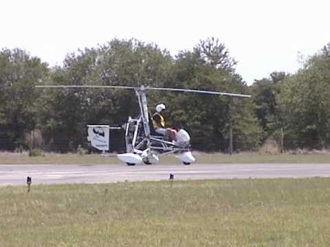 Download Tim Verroi Butterfly Gyroplane Metro Launch Takeoffs - Bensen Days 2010