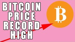 Bitcoin Price Hits RECORD HIGH as ETF Approval Would Cause MASSIVE Gains!