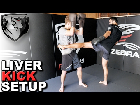 Liver Kick Setup by Giga Chikadze: The #GigaKick