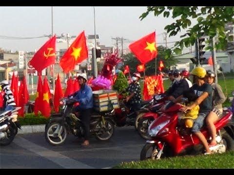 Marché aux fleurs à Hô Chi Minh-Ville, Bonne année 2014! Voyage au Vietnam